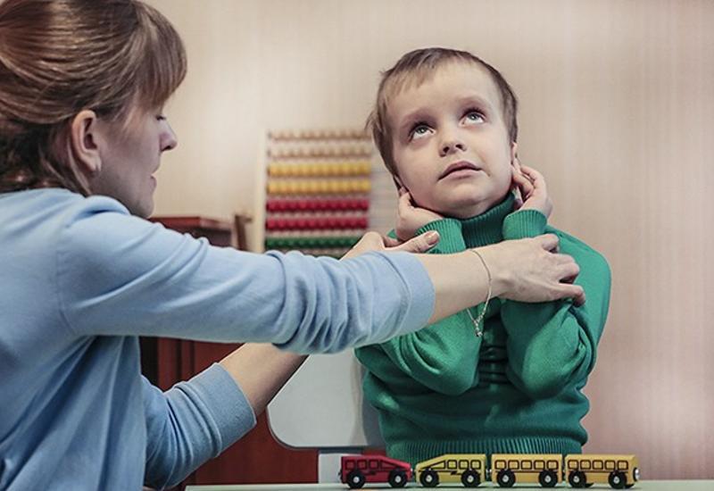 Азербайджан может принять госпрограмму для больных аутизмом