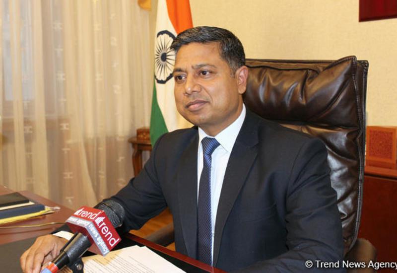 Посол Индии о путях решения карабахского конфликта