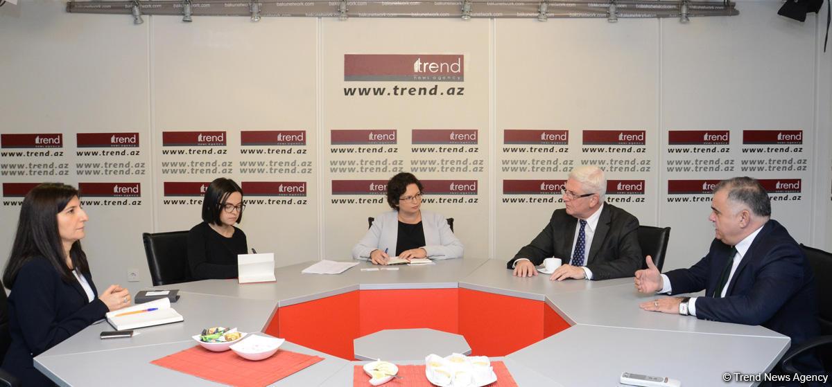 Авитал Розенберг: Trend - надежный источник информации не только на местном, но и международном уровне