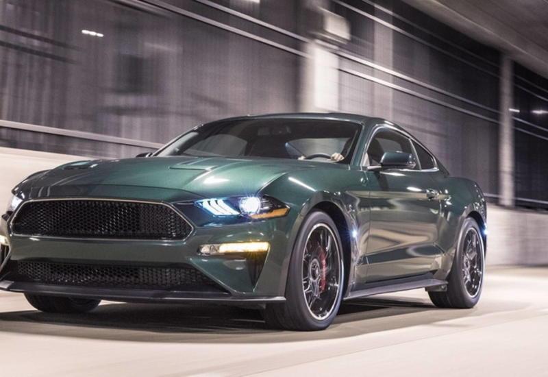 """Ford показал специальный Mustang в честь фильма Bullitt <span class=""""color_red"""">- ФОТО</span>"""