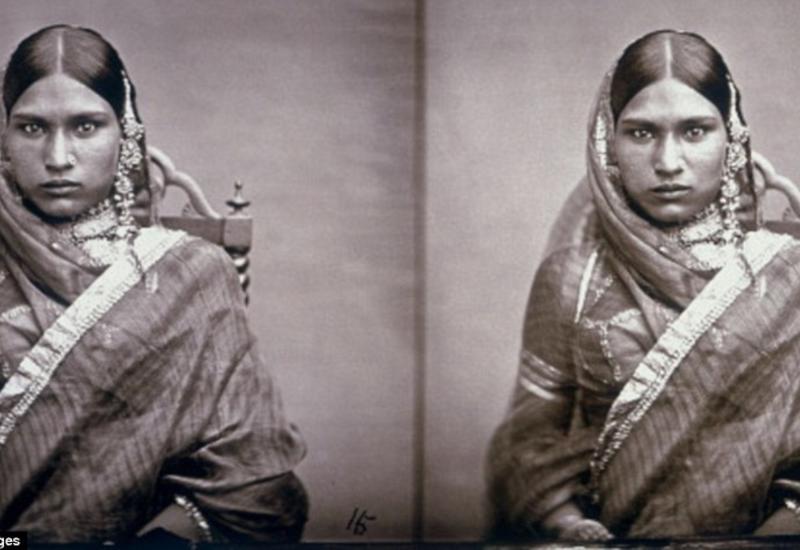 """Коллекция фотографий гарема индийского махараджи, которая оставалась нетронутой более века <span class=""""color_red"""">- ФОТО</span>"""
