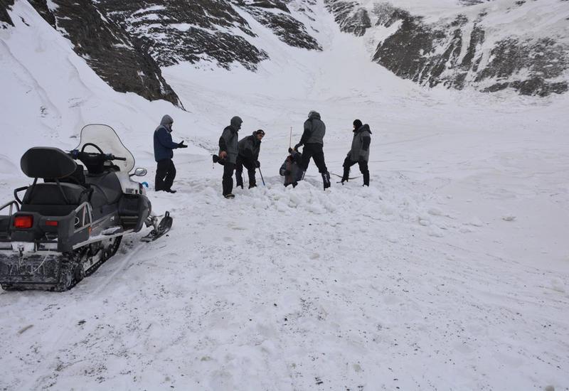"""Глава клуба """"Гилавар"""" рассказал о поисках пропавших азербайджанских альпинистов"""