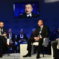 Президент Ильхам Алиев: Азербайджан проводит независимую политику, которая опирается на наши национальные интересы