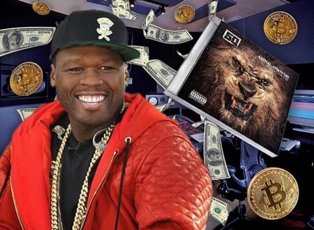50 Cent поведал, как обогатился набиткойнах— Хоть кто-то сумел
