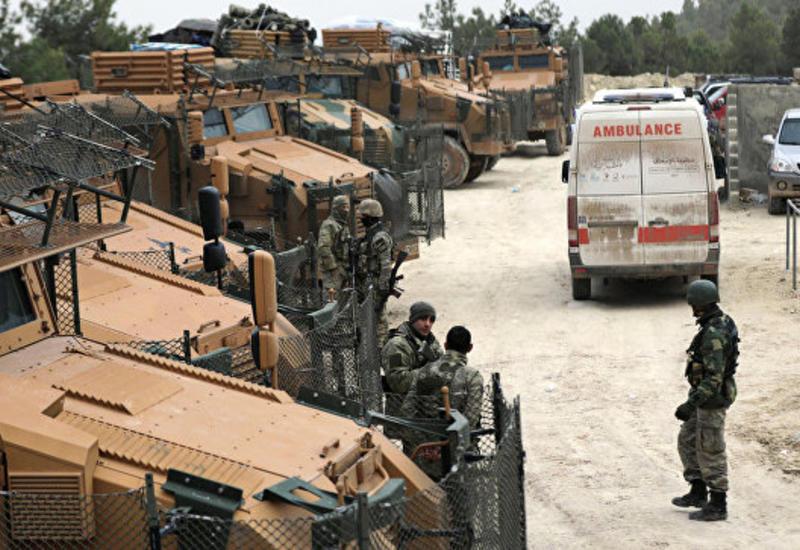 Генштаб Турции заявил об уничтожении 260 боевиков в Африне