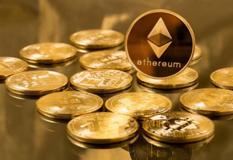 """Ethereum """"породил"""" новую криптовалюту"""