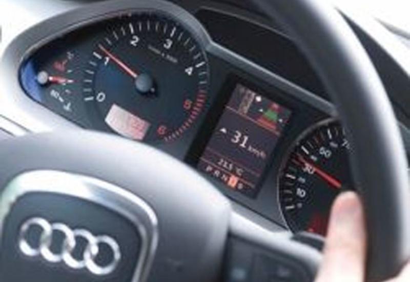 Около 11 тысяч человек в Азербайджане лишены водительских прав