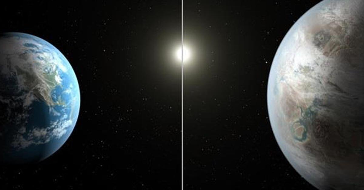 Ученые отыскали двойника Земли впределах Солнечной системы