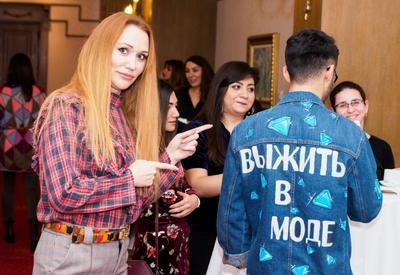 "Baku Fashion Club обсудил ""Успех продаж дизайнерских коллекций"" <span class=""color_red"">- ФОТО</span>"