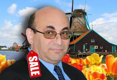 Ариф Юнус выставил себя на продажу: слуга армян хочет большего