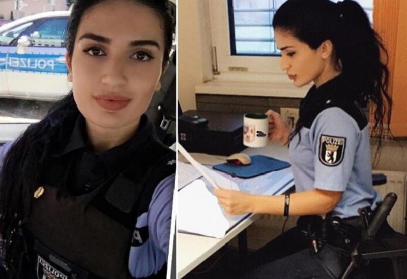 Азербайджанка стала комиссаром полиции в Берлине