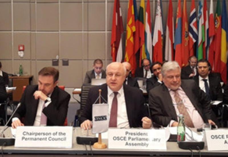 Президент ПА ОБСЕ может посетить Азербайджан и Армению