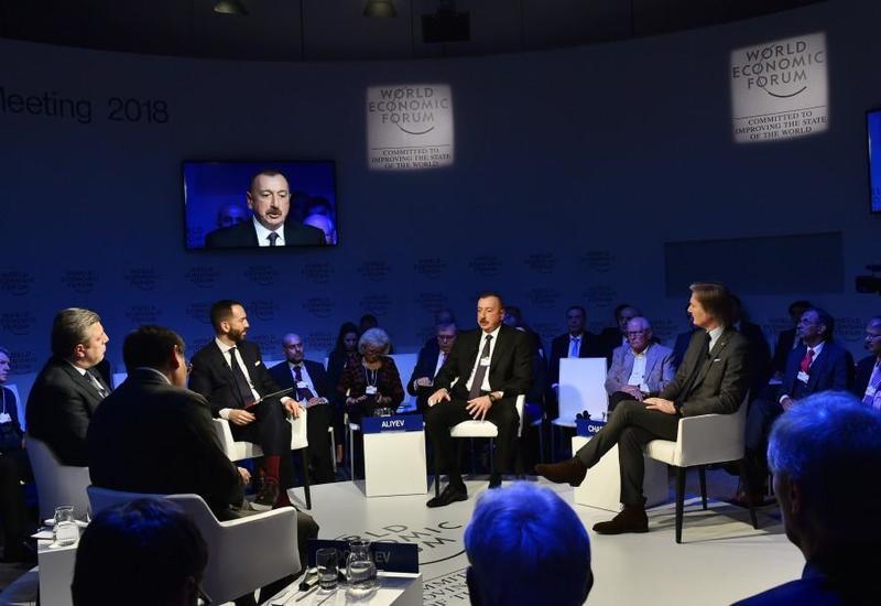 Триумф успешной политики Президента Ильхама Алиева в мире