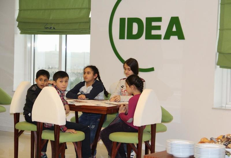 IDEA успешно продолжает проект «Эко-скаут»