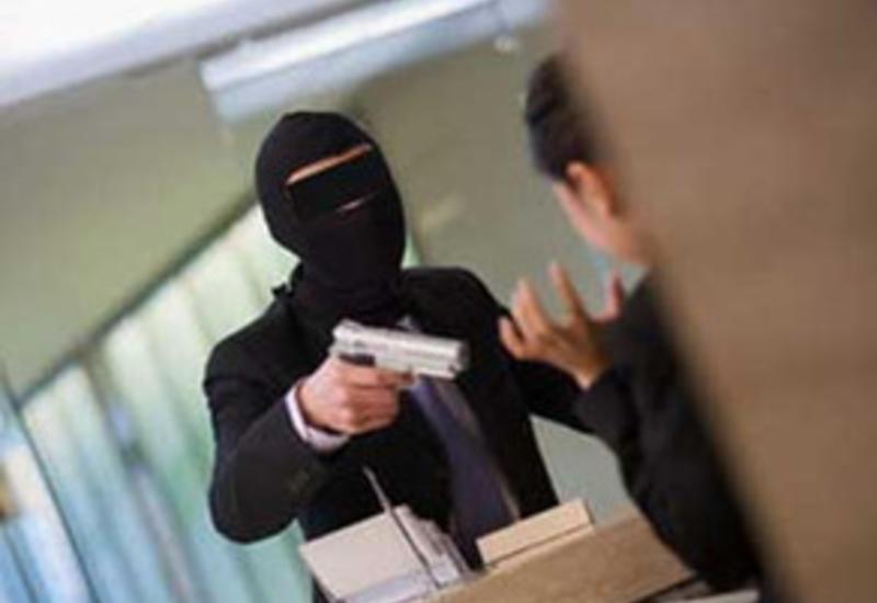 В Баку совершено дерзкое ограбление
