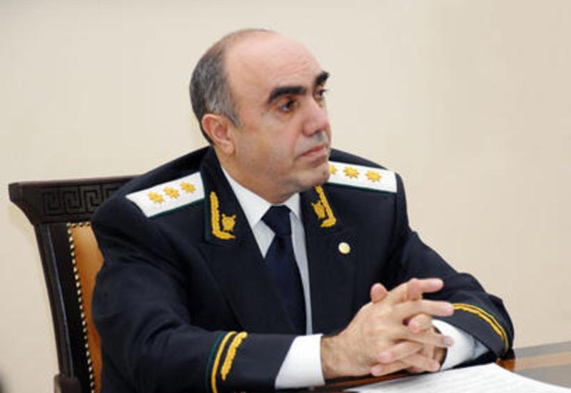 Закир Гаралов обратился к российскому коллеге