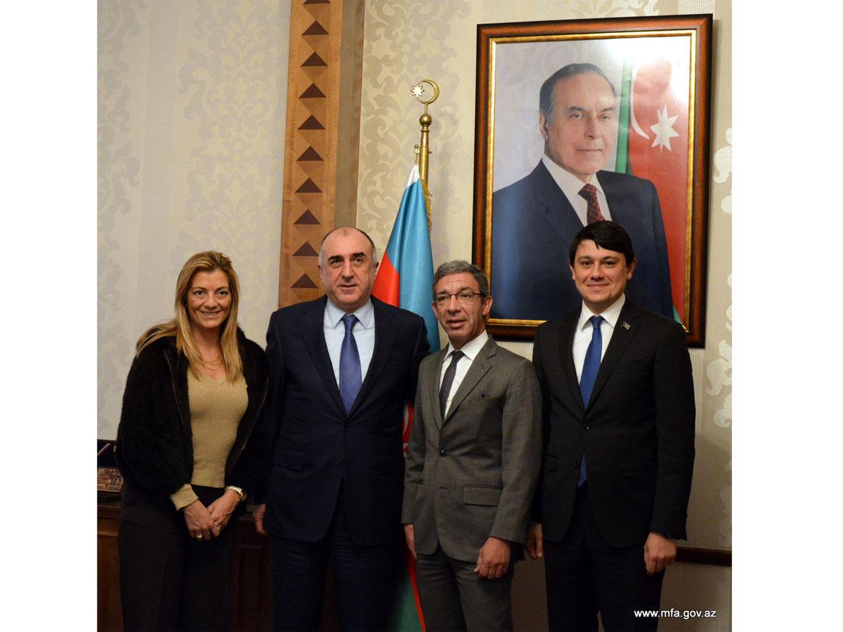 СтраныЕС инвестировали вАзербайджан 15 млрд. долларов с2012 года