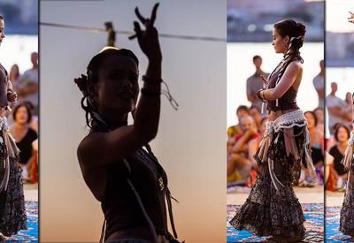 "Tribal Fusion – Все о новом для Азербайджана танце <span class=""color_red"">- ИНТЕРВЬЮ - ФОТО</span>"