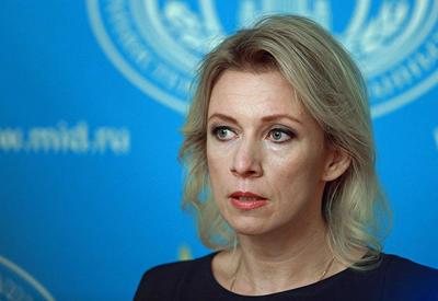 Мария Захарова сделала важное заявление по карабахскому конфликту