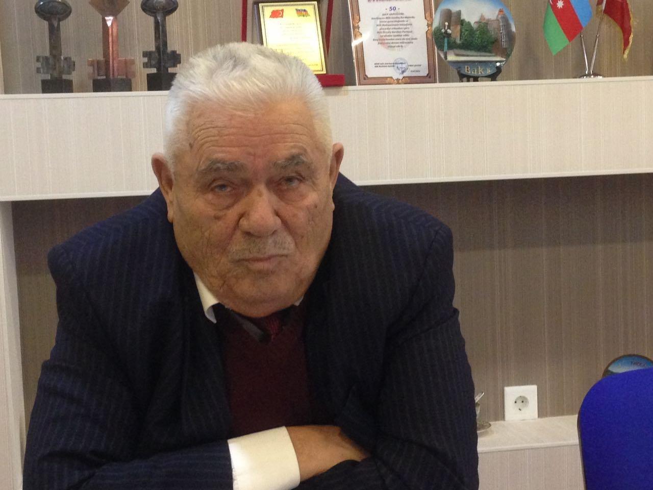 ziya bünyadov Nizami Nağıyev ile ilgili görsel sonucu