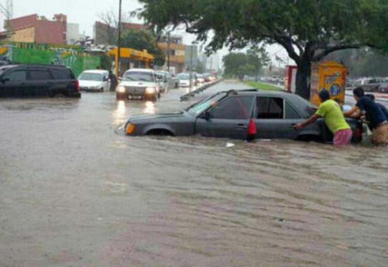 Сильные наводнения в Боливии, пострадали около 50 тысяч человек