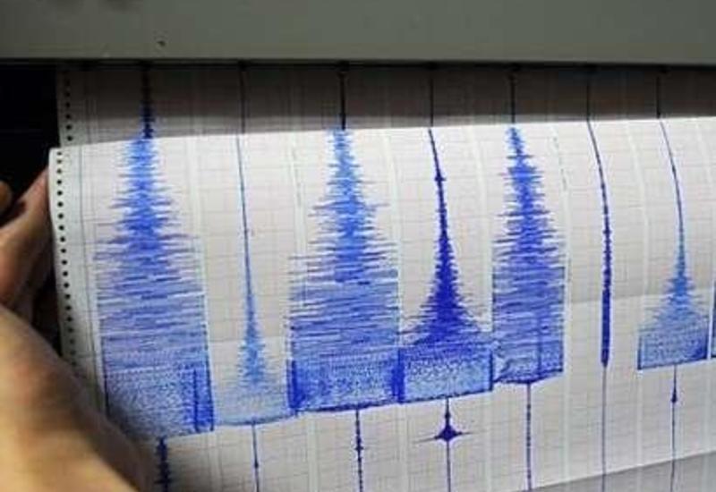 У берегов Турции произошло землетрясение