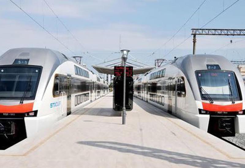 В Баку возвращаются пригородные электрички
