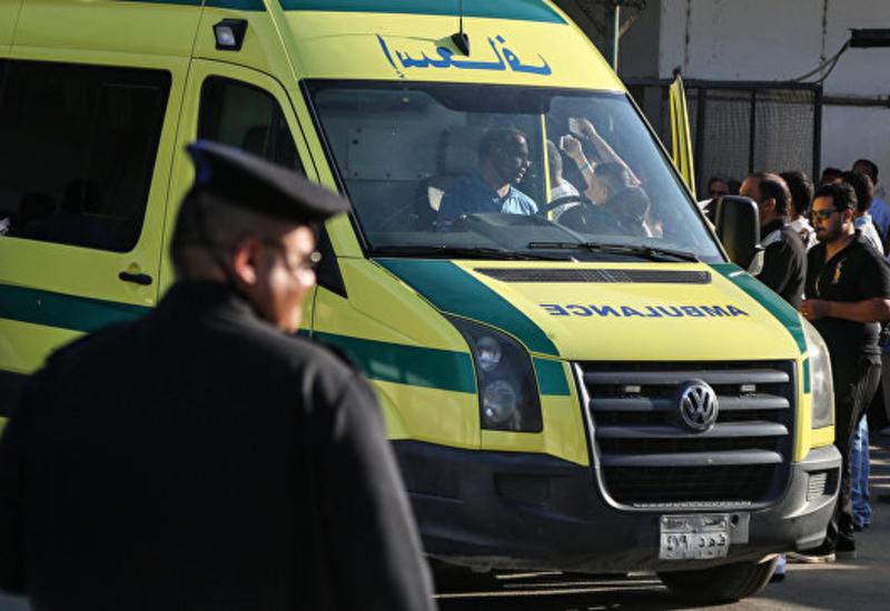 Тяжелое ДТП в Египте, более 20 пострадавших