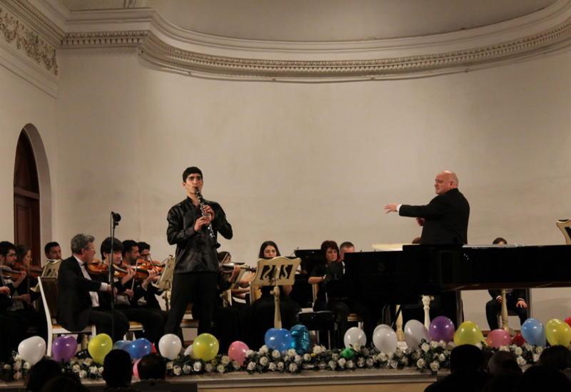 Молодые музыканты отметили День молодежи на сцене Филармонии