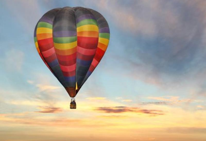 Сингапур хочет запустить в стратосферу пилотируемый воздушный шар