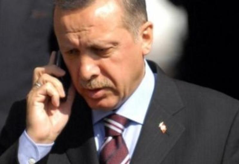 Эрдоган провел телефонный разговор с генсеком ООН