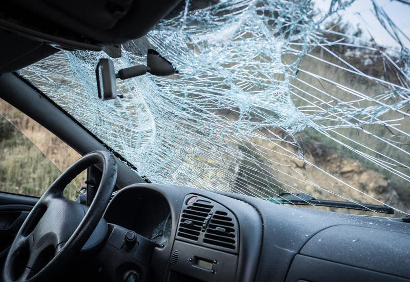 Sumqayıtda ağır qəza: 4 qadın yaralandı
