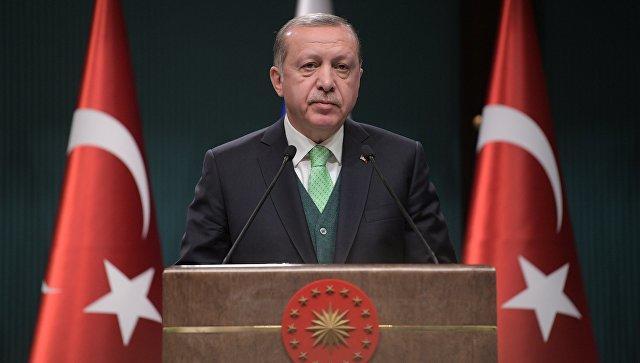 Президент Эрдоган направится в Ватикан и Рим