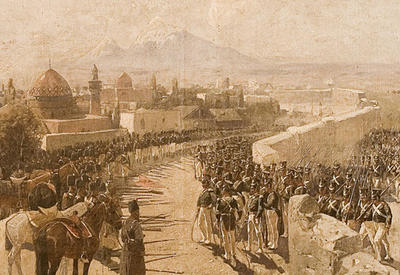 Иреван, Ереван... Новые подробности об армянских фальсификациях