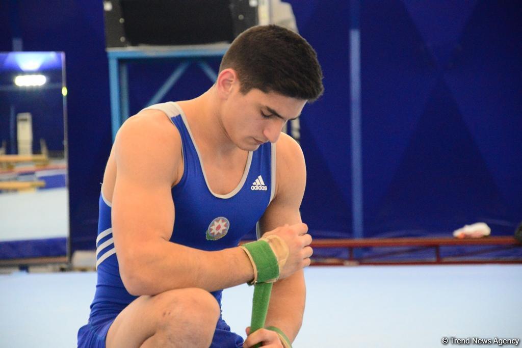 Азербайджанский гимнаст Мурад Агарзаев: На Кубке мира в Баку ставлю перед собой самые высокие цели