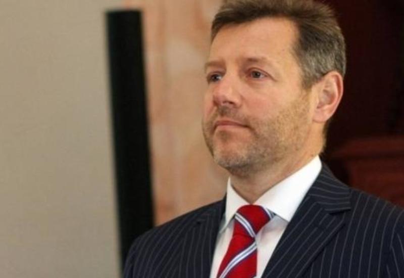 Французский сопредседатель МГ ОБСЕ прибыл в Баку