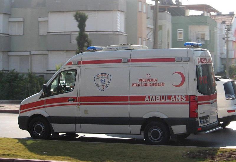 На почте в Турции прогремел взрыв