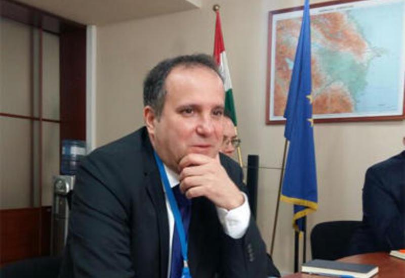 Посол: Азербайджан играет стратегическую роль в энергетической безопасности Европы