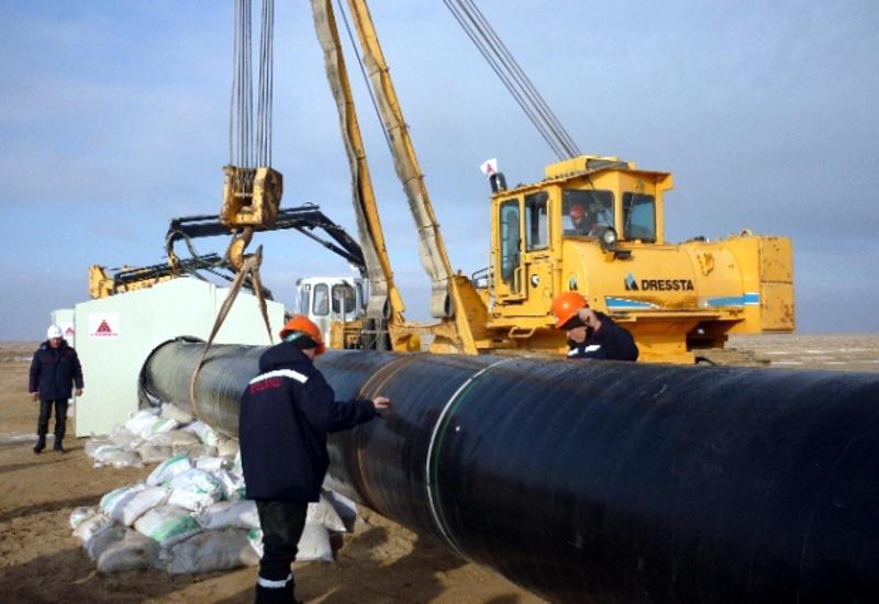 В Болгарии возобновят строительство газопровода для получения азербайджанского газа
