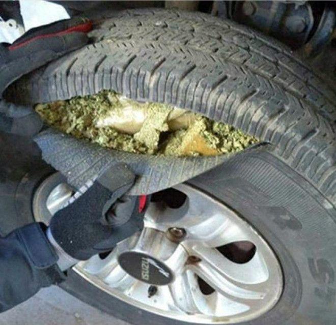 Наркотики в колесах