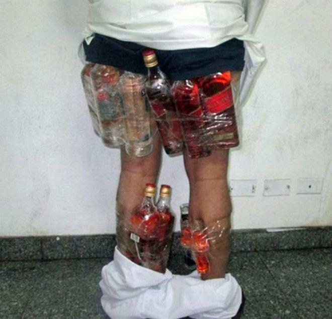 Алкогольная контрабанда