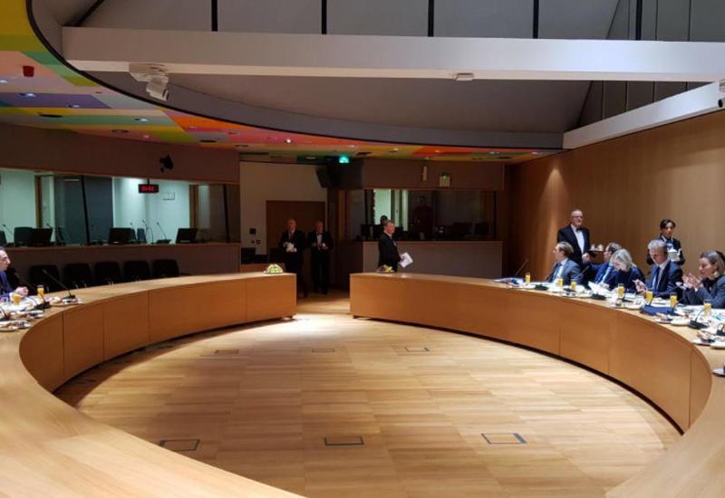 В Брюсселе начало работу заседание Совета сотрудничества ЕС-Азербайджан