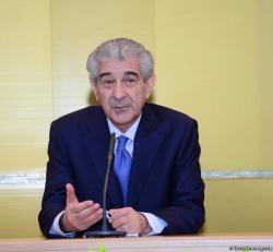 Али Ахмедов: Голосуя за Ильхама Алиева, люди будут голосовать за дальнейшее социально-экономическое развитие Азербайджана - ФОТО