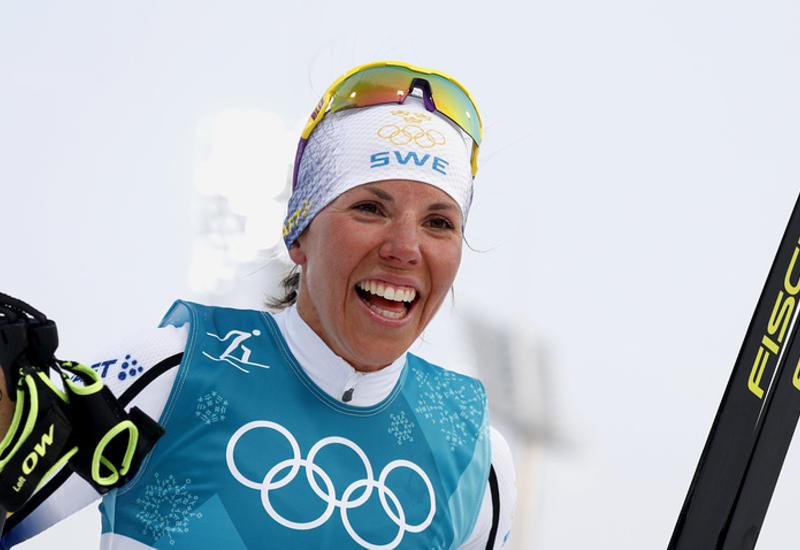 Первое золото зимней Олимпиады досталось Швеции