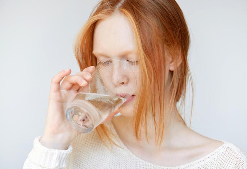 ТОП-10 признаков того, что вы пьете мало воды