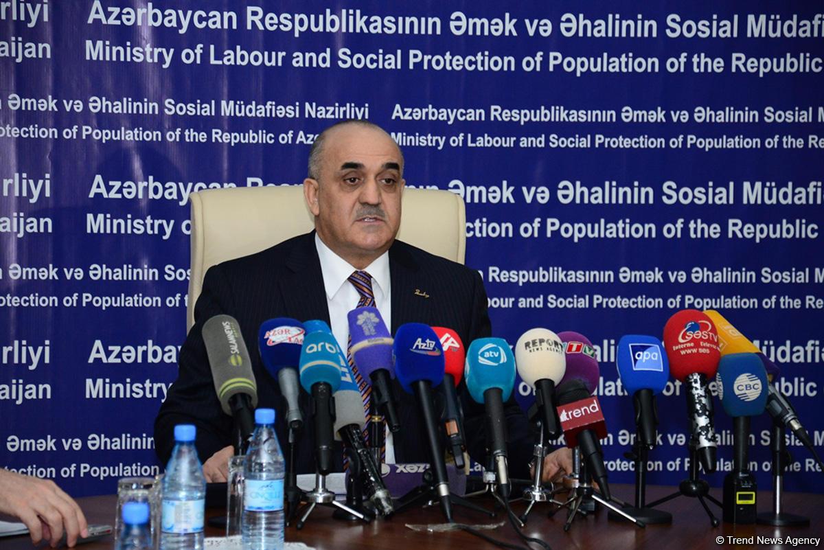 Минимальная пенсия в Азербайджане увеличится
