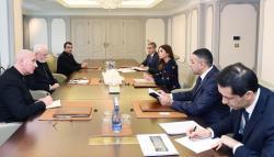 Первый вице-президент Мехрибан Алиева: Толерантность, атмосфера терпимости и спокойствие - одно из самых больших достояний Азербайджана, а также важный месседж нестабильному миру - ФОТО