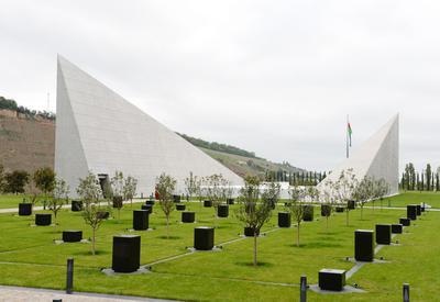 В Губинском мемориальном комплексе геноцида установят памятник