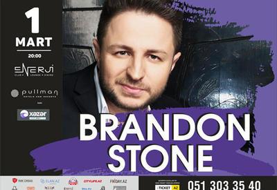 """Брендон Стоун впервые выступит в Баку <span class=""""color_red"""">- ВИДЕО</span>"""