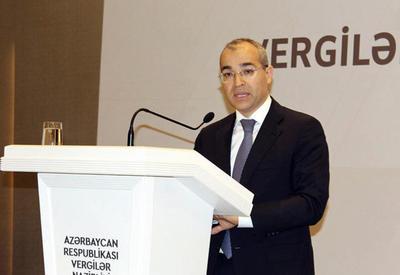 """Микаил Джаббаров о том, какой будет налоговая политика в Азербайджане <span class=""""color_red"""">- ПОДРОБНОСТИ</span>"""